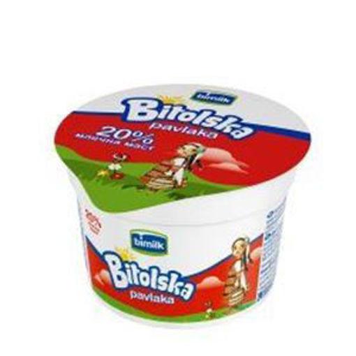 Picture of  Sour cream Bitolska 20% 180g