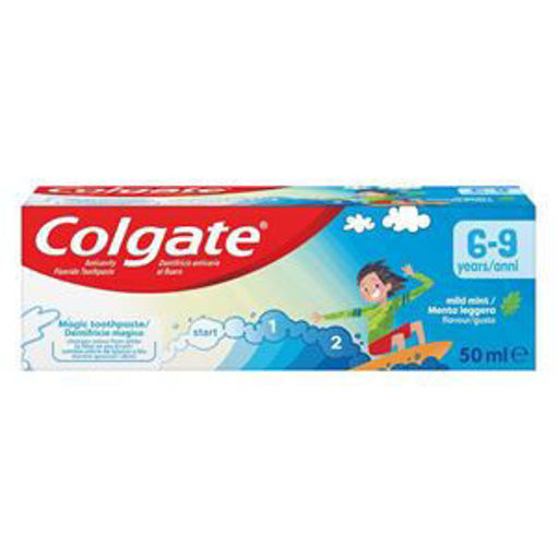 Picture of Colgate Kids Toothpaste 50ml 6-9 year