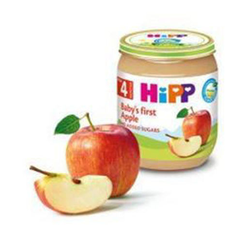 Picture of Hipp Baby food - Apple 125g