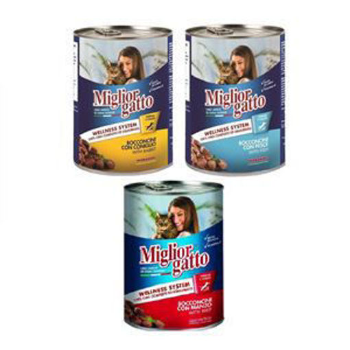 Picture of Cat Food 405 gr