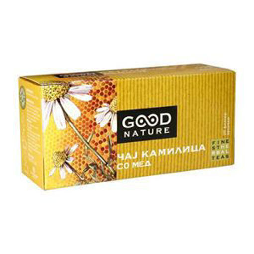 Picture of Tea Chamomile with Honey Good Nature