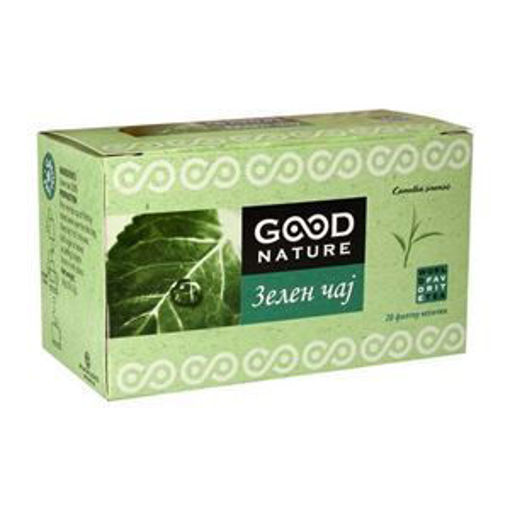 Picture of Tea Green Good Nature