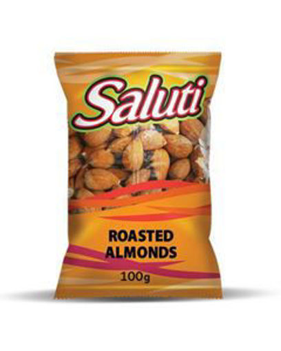 Picture of Saluti Almonds Roasted 100 gr
