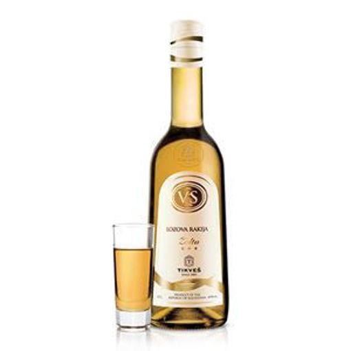 Picture of Tikves Brandy (Rakija) Yellow 0.7L VS 45%