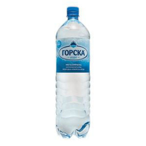Picture of Gorska Water Non-carbonated 1.5 L