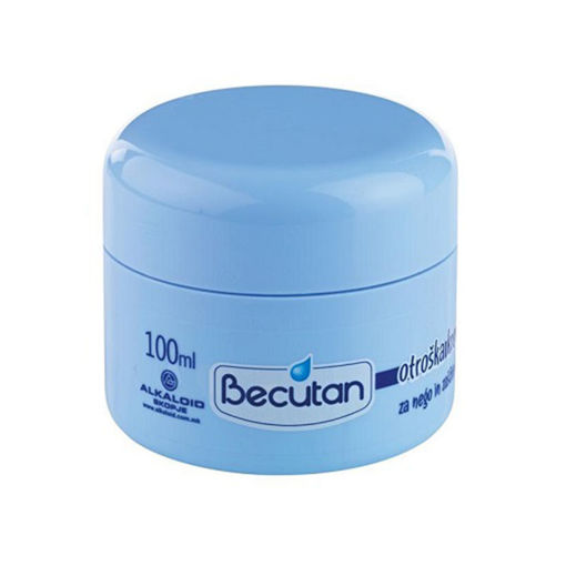 Picture of Becutan Baby Cream 100 ml