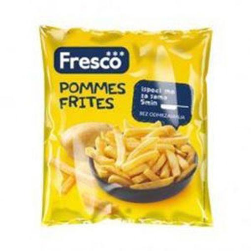 Picture of Frozen Fresko Frikom French Fries 1kg