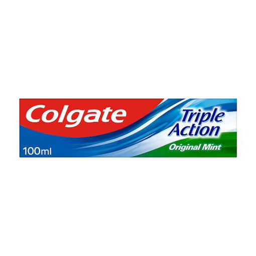 Picture of Toothpaste 100 ml Colgate Triple Action