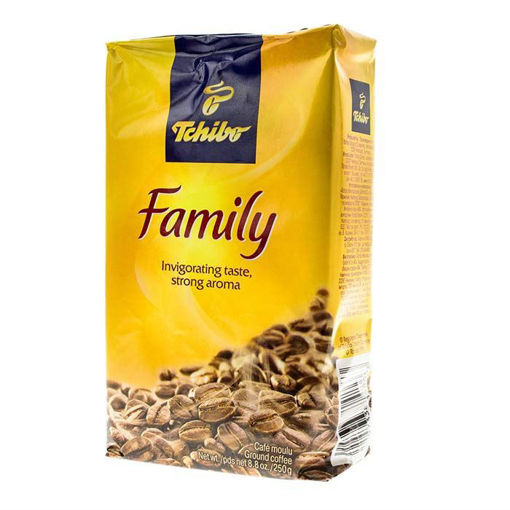 Picture of Filter Coffee Tchibo Family 250 gr