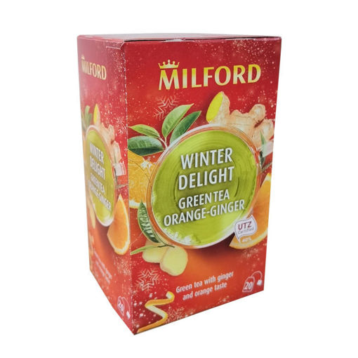 Picture of Green tea and ginger Milford