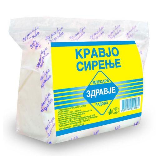 Picture of Cheese Cow Zdravje Radovo