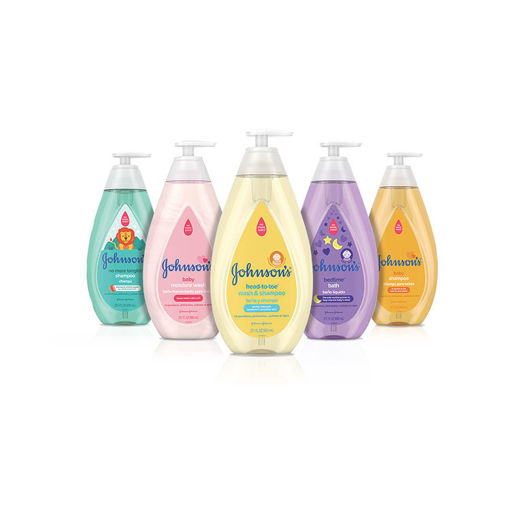 Picture of Baby Shampoo 300 ml Johnson's Baby