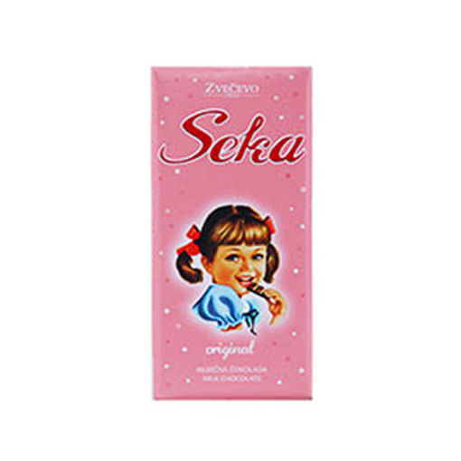 Picture of Seka Milk Chocolate 75 gr