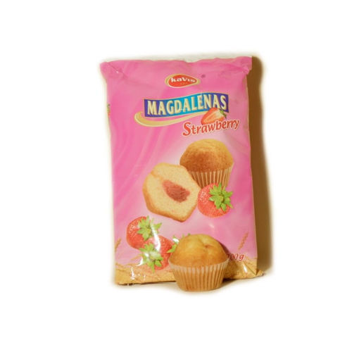 Picture of Kavis Minni Muffins with Strawberry 200 gr