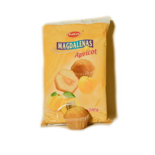 Picture of Kavis Minni Muffins with Apricot 200 gr