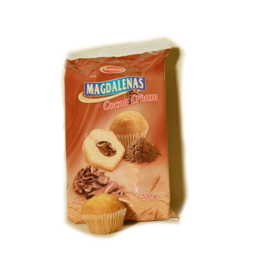 Picture of Kavis Minni Muffins with Chocolate 200 gr