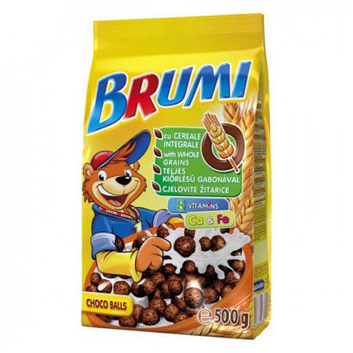 Picture of Brumi Choco Drops 500 g