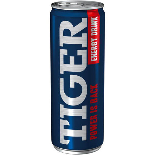 Picture of Energy Drink Tiger 250 ml