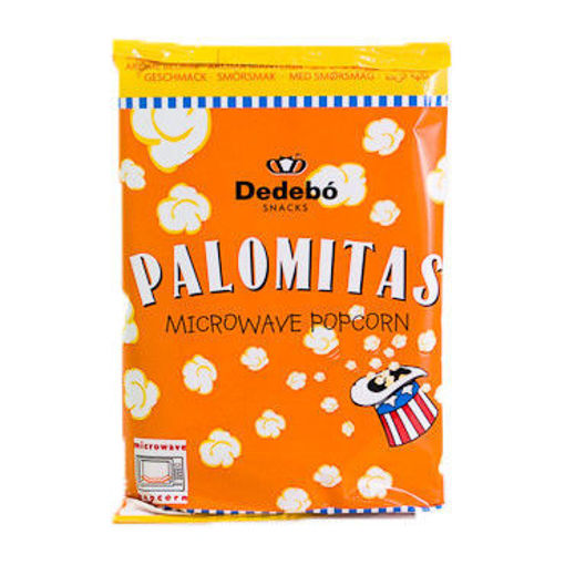 Picture of Microwave Pop Corn Palomita with Butter 100 g