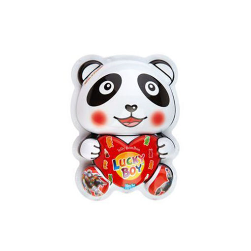 Picture of Lucky Panda with a Toy for Boys 35 g