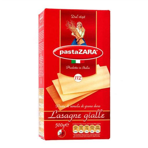 Picture of Pasta Zara Lasagne 500gr