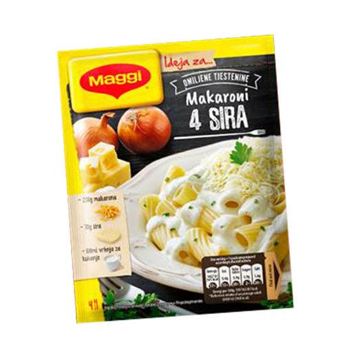 Picture of Maggi Quattro Formaggi Pasta Mix 30 gr