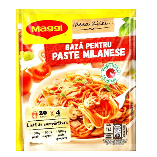 Picture of Maggi Pasta Mix Milanese 45 gr