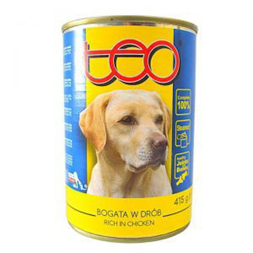 Picture of TEO Dog Food Chicken