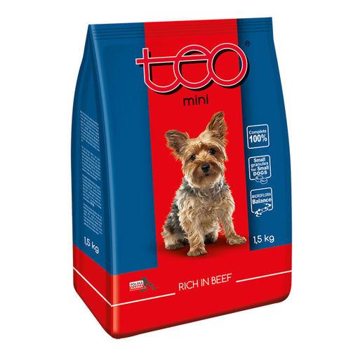 Picture of TEO Croquettes Dog Mini 1.5 kg