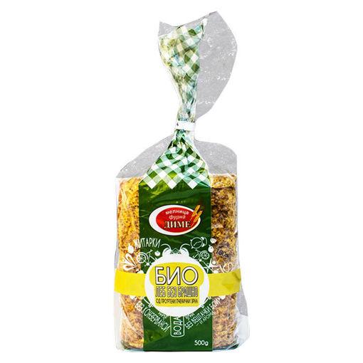 Фотографија од БИО Тост Леб без Брашно од Пченични Зрна Диме 500 гр