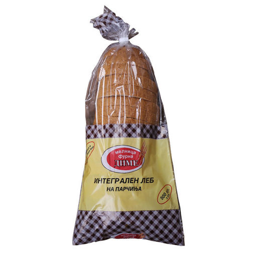 Picture of Integral Bread in Slices Dime 500 gr
