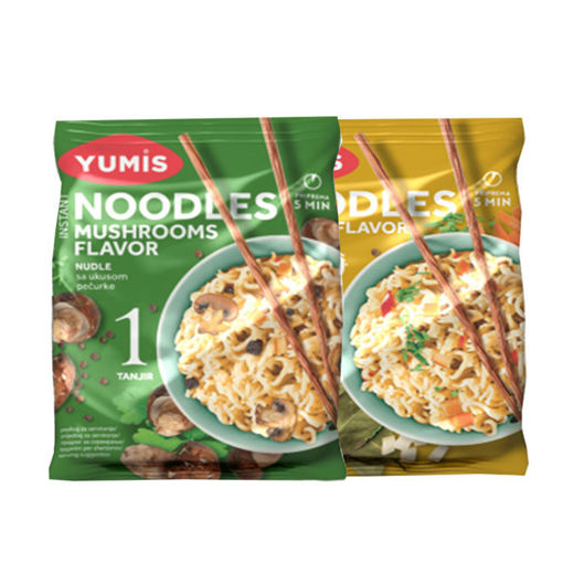 Picture of Noodles  Yumis  50 gr