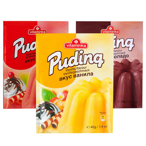 Picture of Vitaminka Puding 40 gr