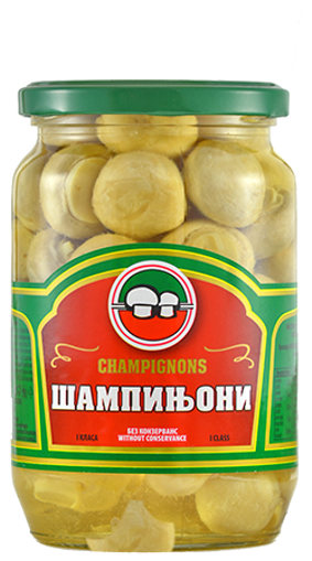 Picture of Mushroom Kis Kicani 720  gr