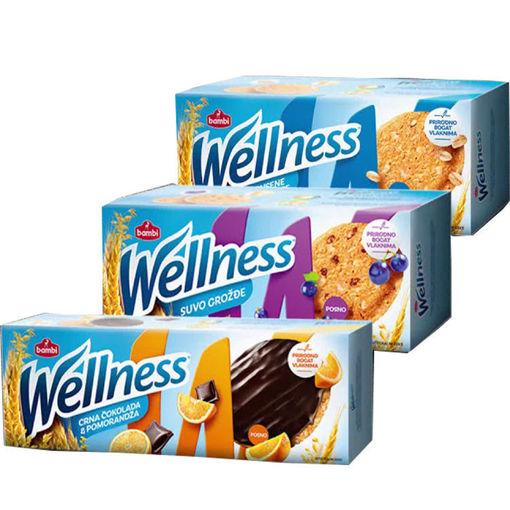 Фотографија од Wellness Интегрални Бисквити 210 гр