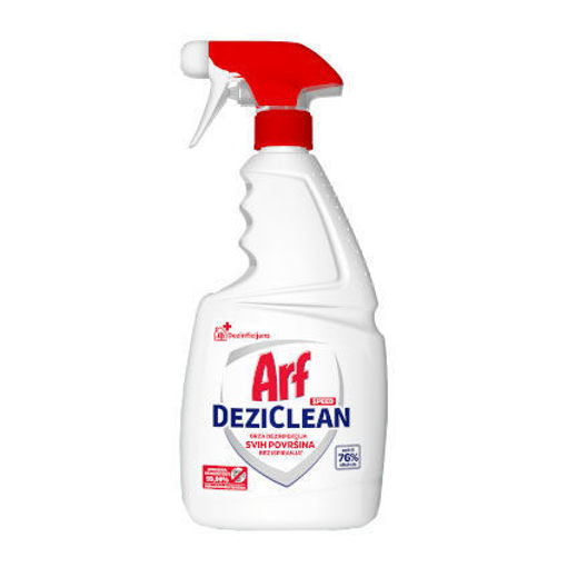 Picture of Arf Dezi Clean Speed Cleaner for Waterproof Surfaces 650 ml