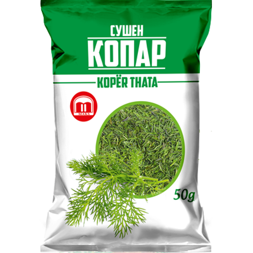 Picture of Maks Dill 50 gr