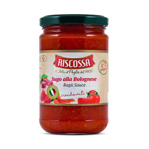 Picture of Riscosa Sauce Bolognese 295 gr