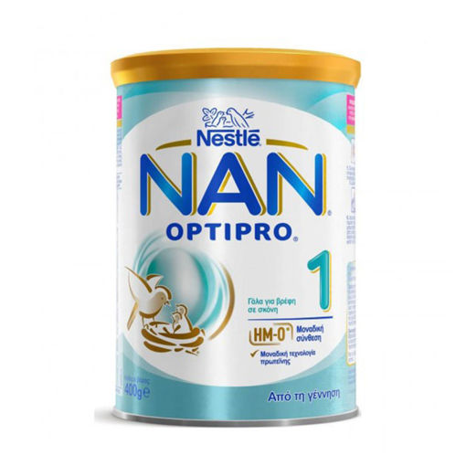 Picture of NAN 1 OPTIPRO NWP 400g