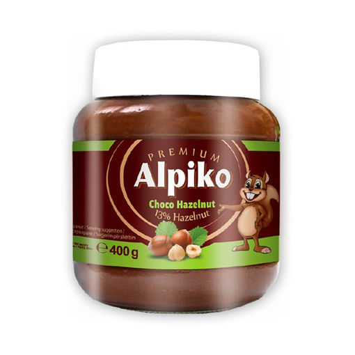 Picture of Alpiko Chocolate Cream 400 gr