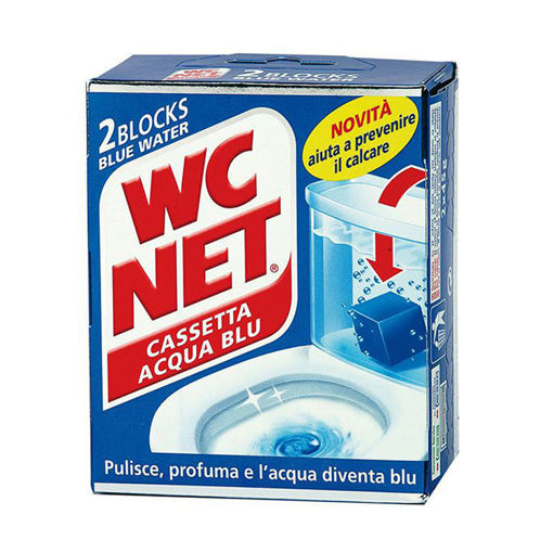 Picture of WC Net Toilet Cleaning Block 2/1