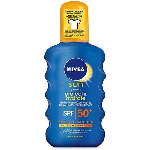 Picture of Nivea Protect&Moisture F50 Sunscreen Spray 300ml