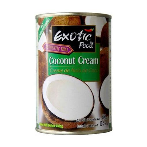 Picture of Exotic Food Coconut Cream 400 ml