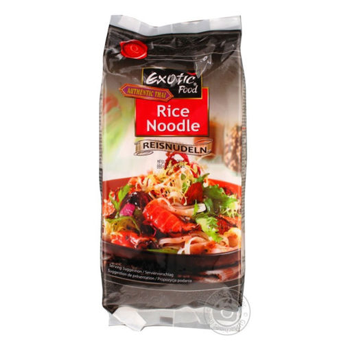 Picture of Exotic Food Rise Noodles 3 mm 250 gr