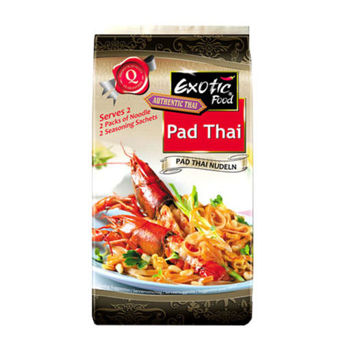 Picture of Exotic Food Pad Thai Noodles 250 gr
