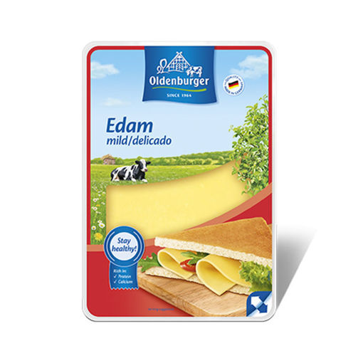 Picture of Chees Oldenburg Edam Sliced 200 gr