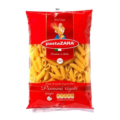 Picture of Macaroni 500 gr Pasta Zara no.50
