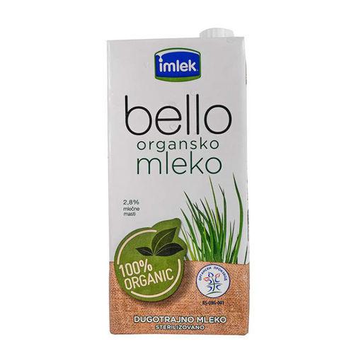 Picture of Imlek Organic Milk 2.8% 1 L